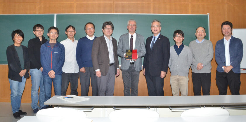 Prof. Leitner erhält 53rd Lectureship der International Organic Chemistry Foundation in Kyoto